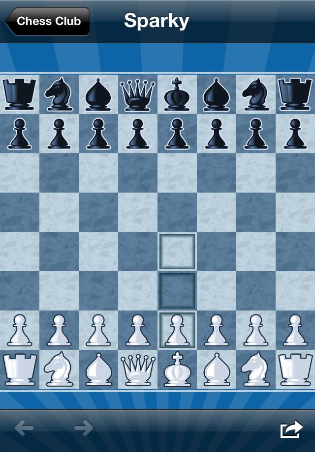 Chess Club Screenshot